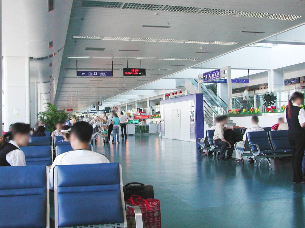 シルクロード一人旅「我的長征2006」その42・ウルムチから北京へ-4205