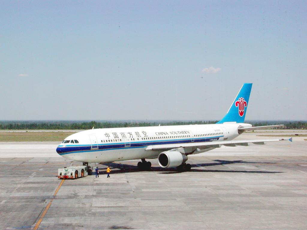 シルクロード一人旅「我的長征2006」その42・ウルムチから北京へ-4210