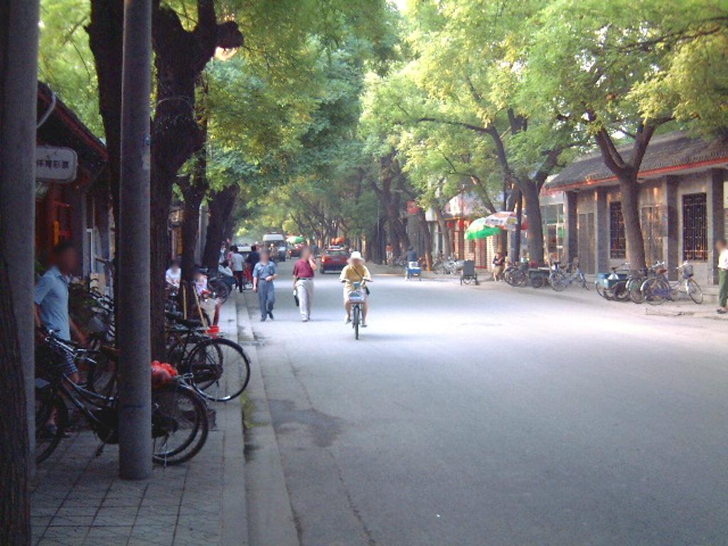 シルクロード一人旅「我的長征2006」その42・ウルムチから北京へ-4214