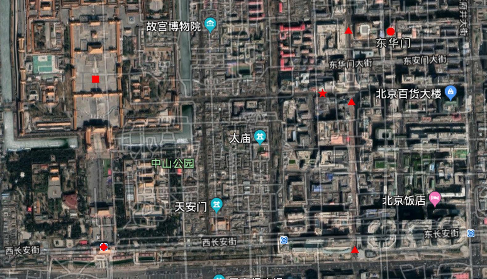 シルクロード一人旅「我的長征2006」その43・北京・王府井を歩く-4306