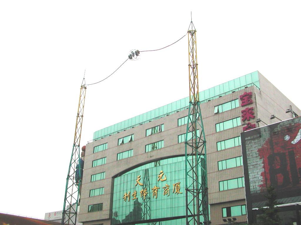 シルクロード一人旅「我的長征2006」その43・北京・王府井を歩く-4316