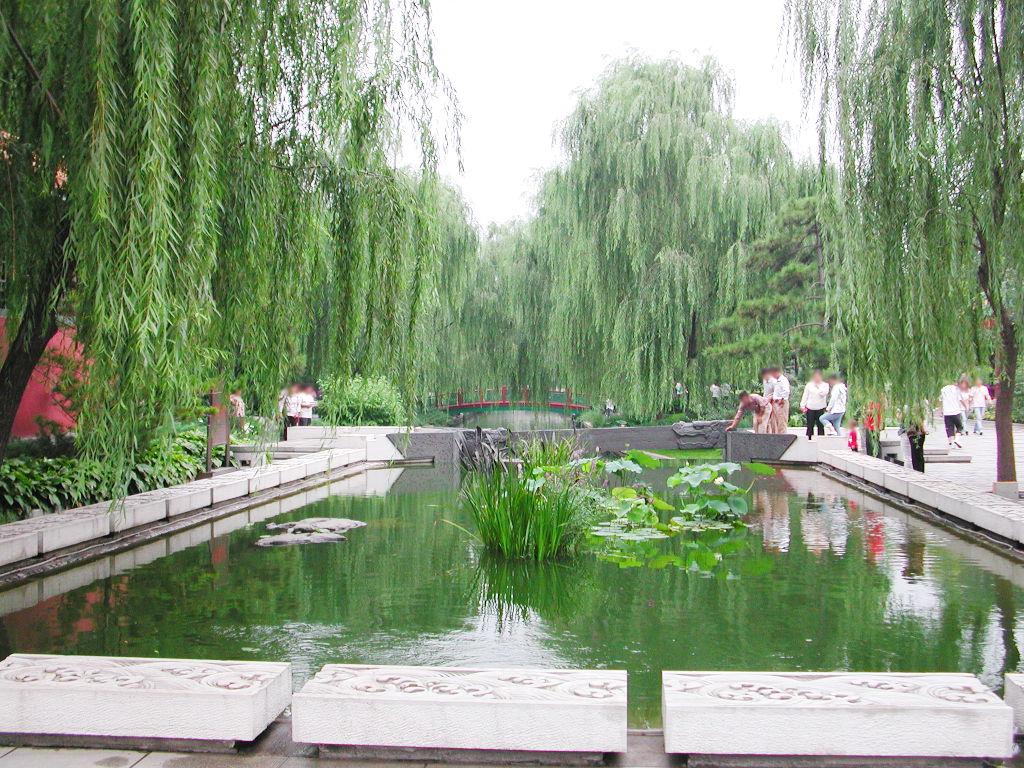 シルクロード一人旅「我的長征2006」その45・北京・天安門と南池子大街-4525