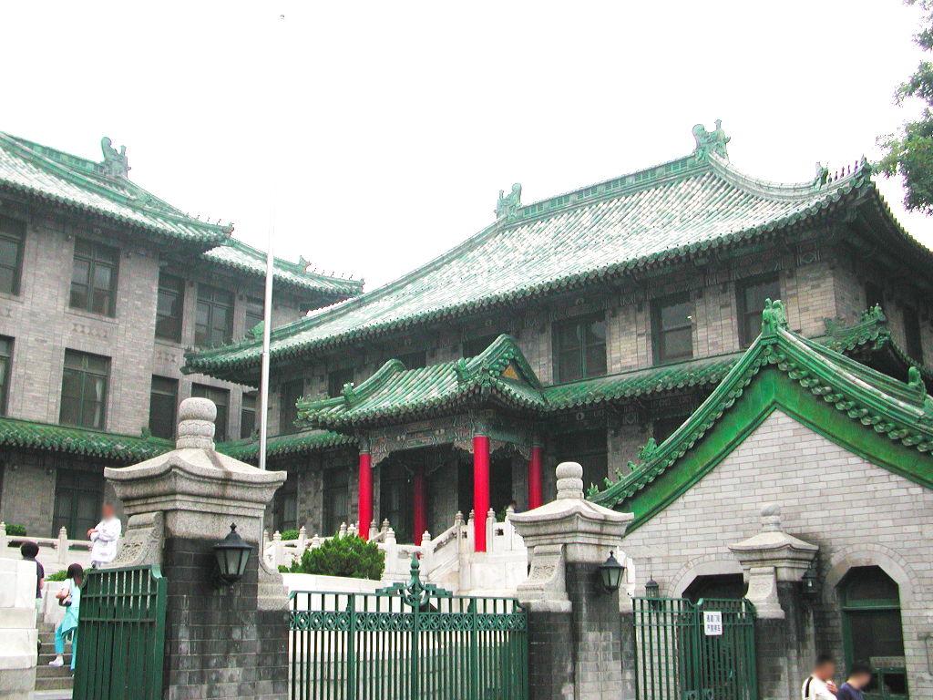 シルクロード一人旅「我的長征2006」その46・北京・王府井で食事-4615
