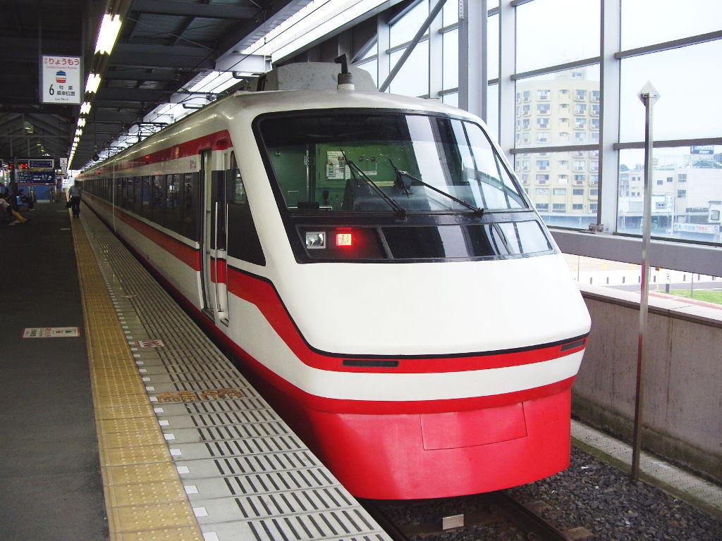 東武伊勢崎線治良門橋駅・かわとみのなすの蒲焼重2013-1125
