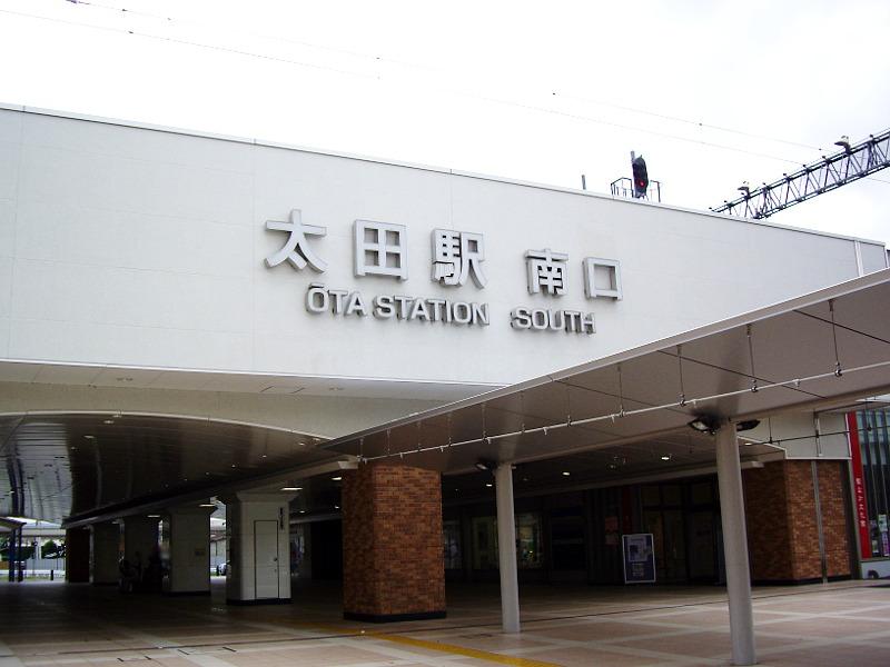 太田駅前2013-1201