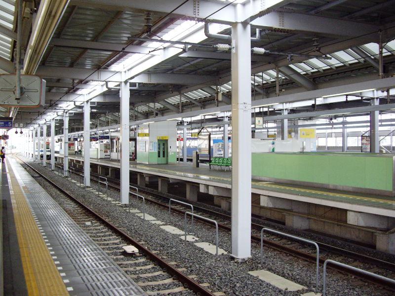 太田駅前2013-1204
