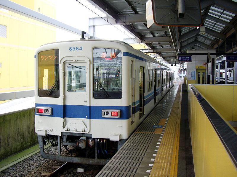 太田駅前2013-1205