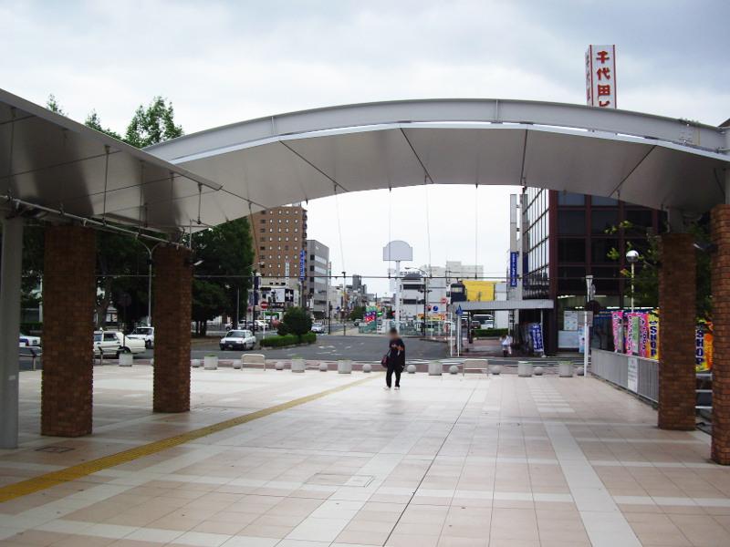 太田駅前2013-1207