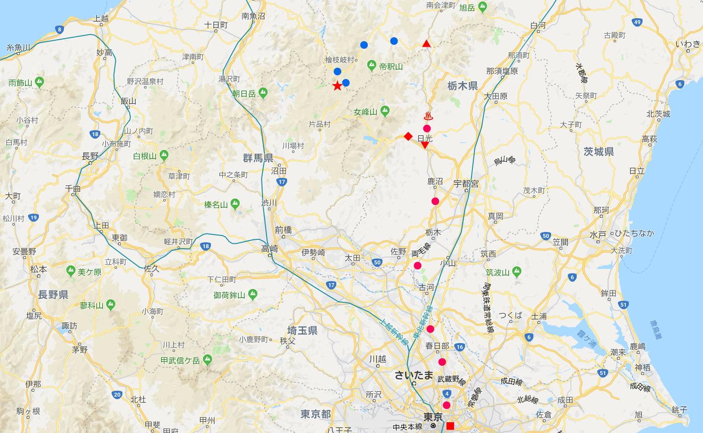 東武の夜行列車。尾瀬夜行23:55・2018夏-1102