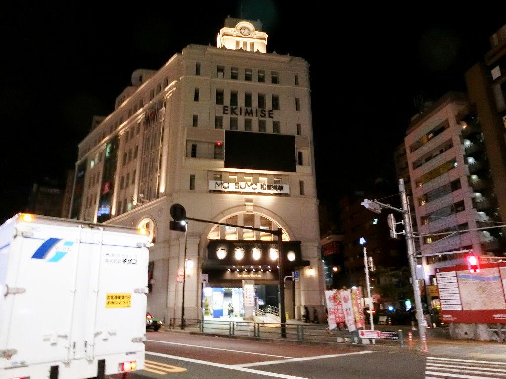 東武の夜行列車。尾瀬夜行23:55・2018夏-1103