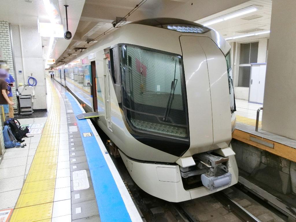 東武の夜行列車。尾瀬夜行23:55・2018夏-1110