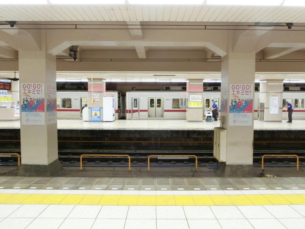 東武の夜行列車。尾瀬夜行23:55・2018夏-1112