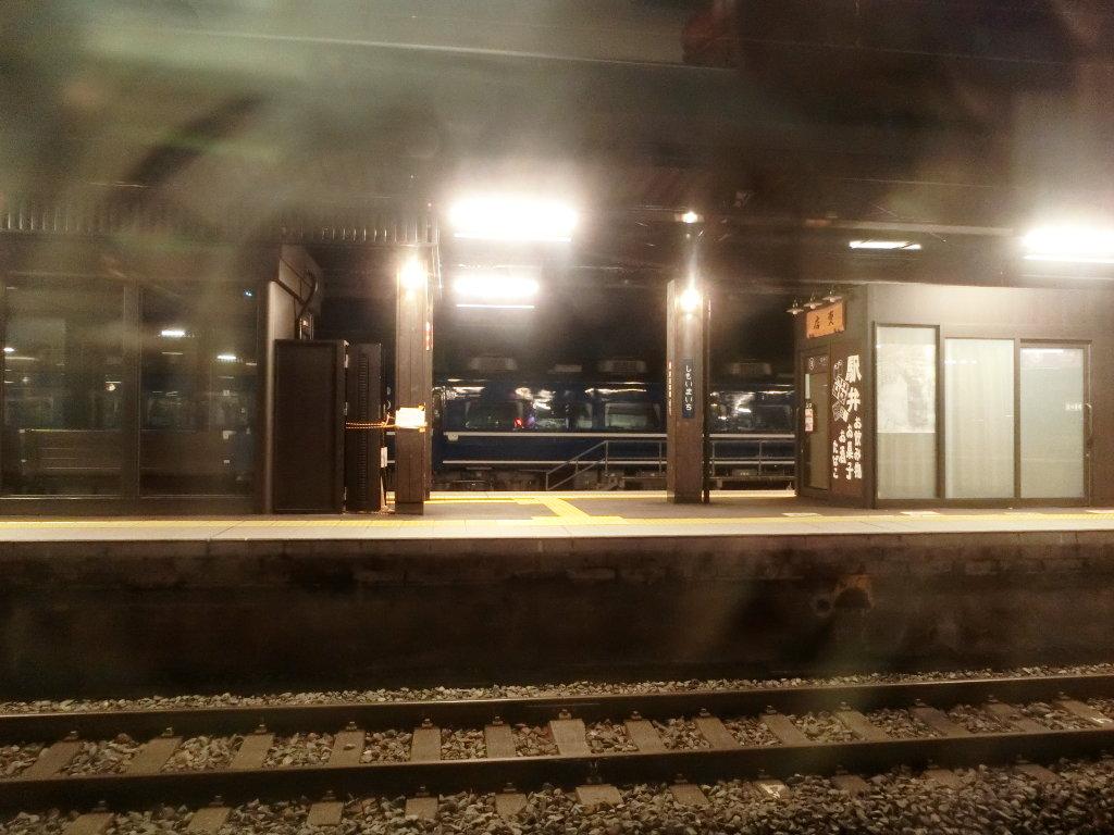 東武の夜行列車。尾瀬夜行23:55・2018夏-1121