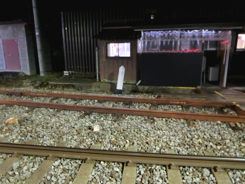 東武の夜行列車。尾瀬夜行23:55・2018夏-1127