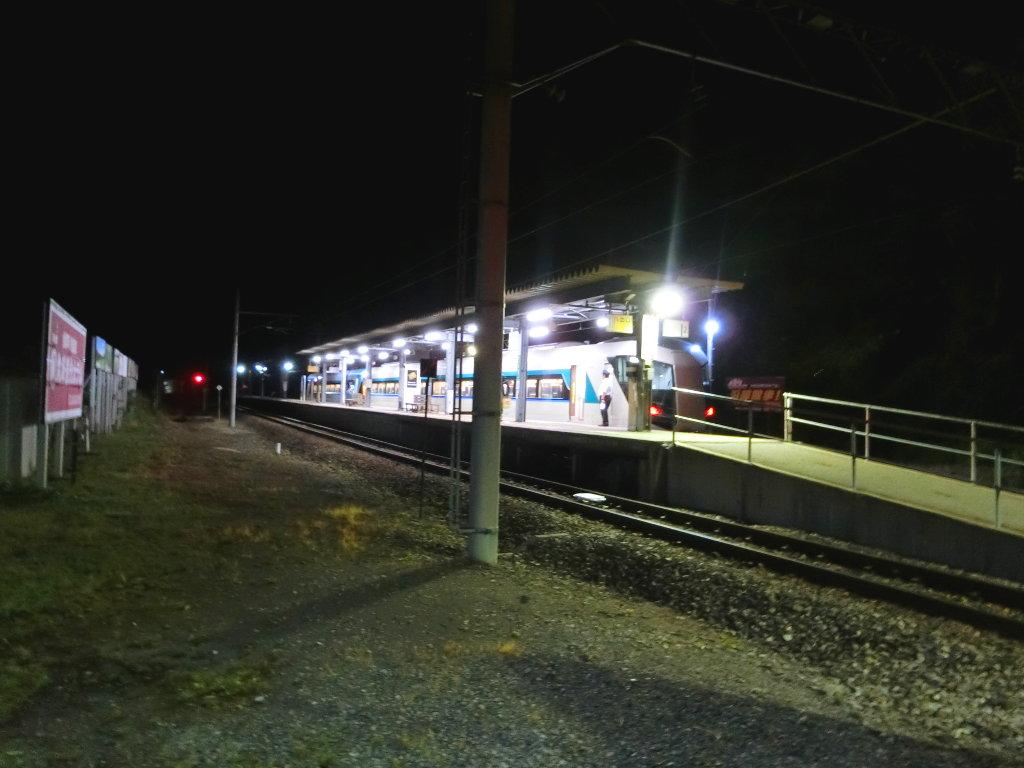 東武の夜行列車。尾瀬夜行23:55・2018夏-1130