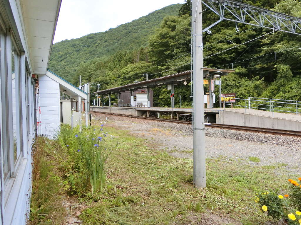 東武の夜行列車。尾瀬夜行23:55・2018夏-1131