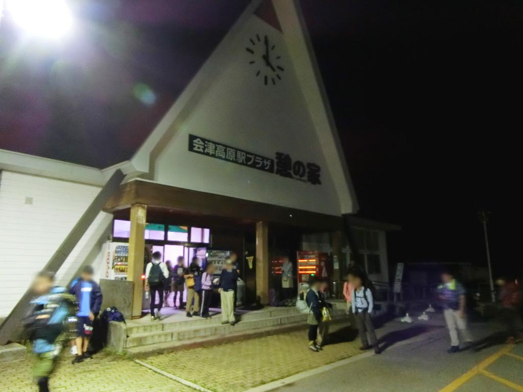 東武の夜行列車。尾瀬夜行23:55・2018夏-1132