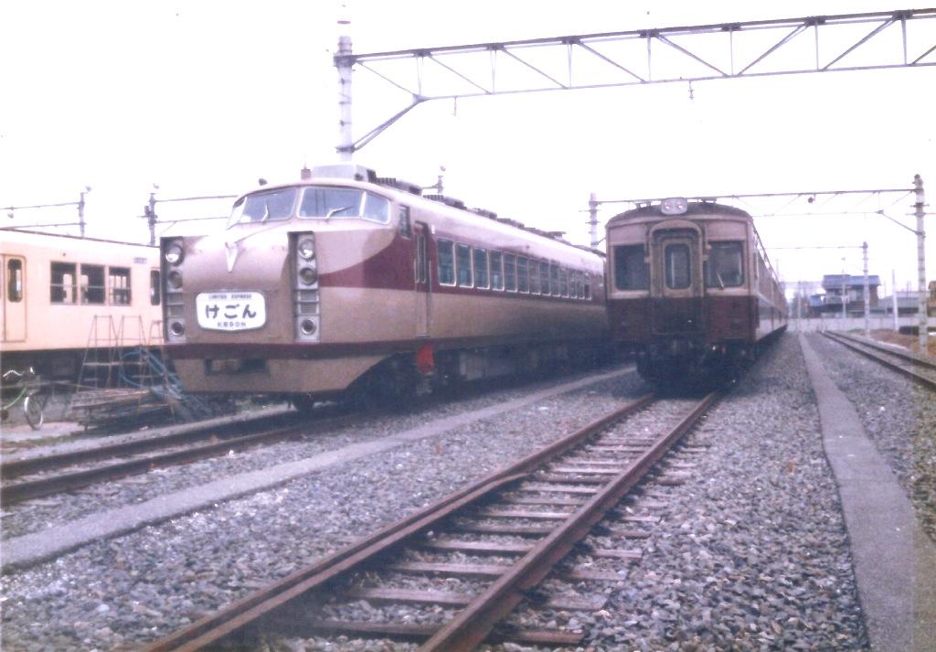 東武鉄道いろいろ・Theとーぶ1986-1001