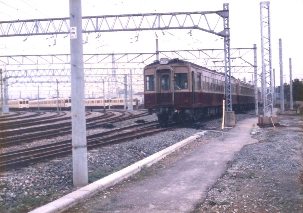 東武鉄道いろいろ・Theとーぶ1986-1002
