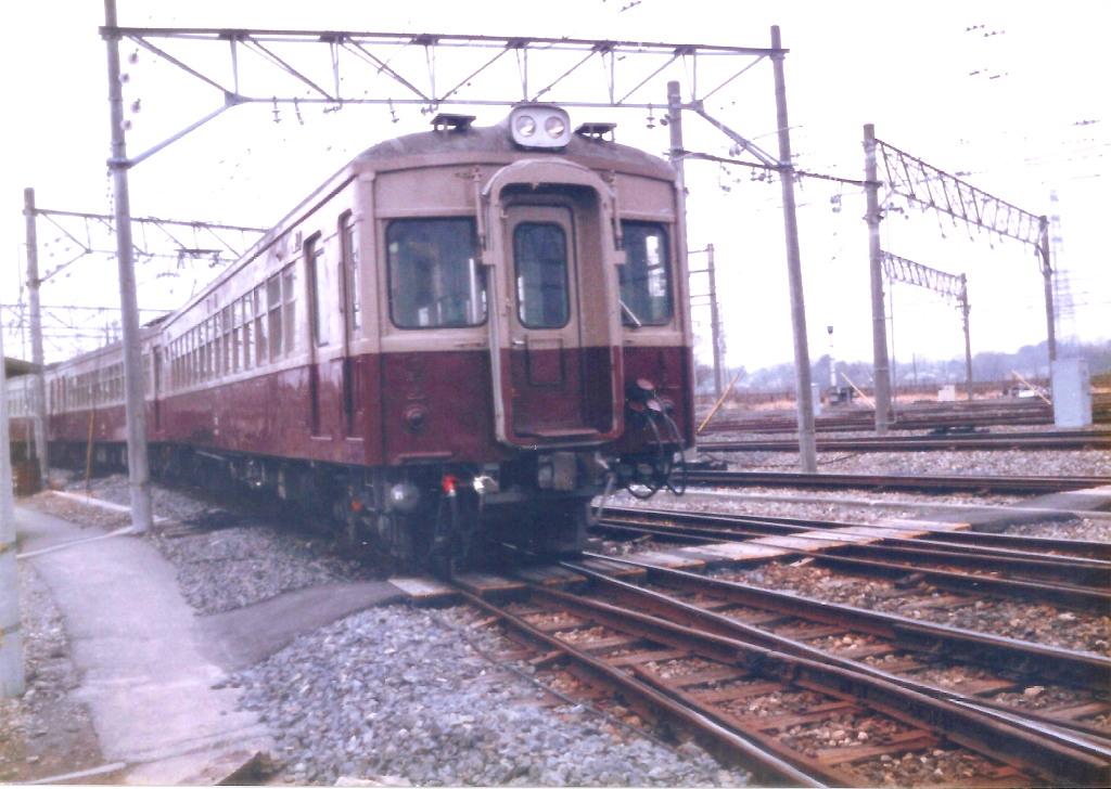 東武鉄道いろいろ・Theとーぶ1986-1003