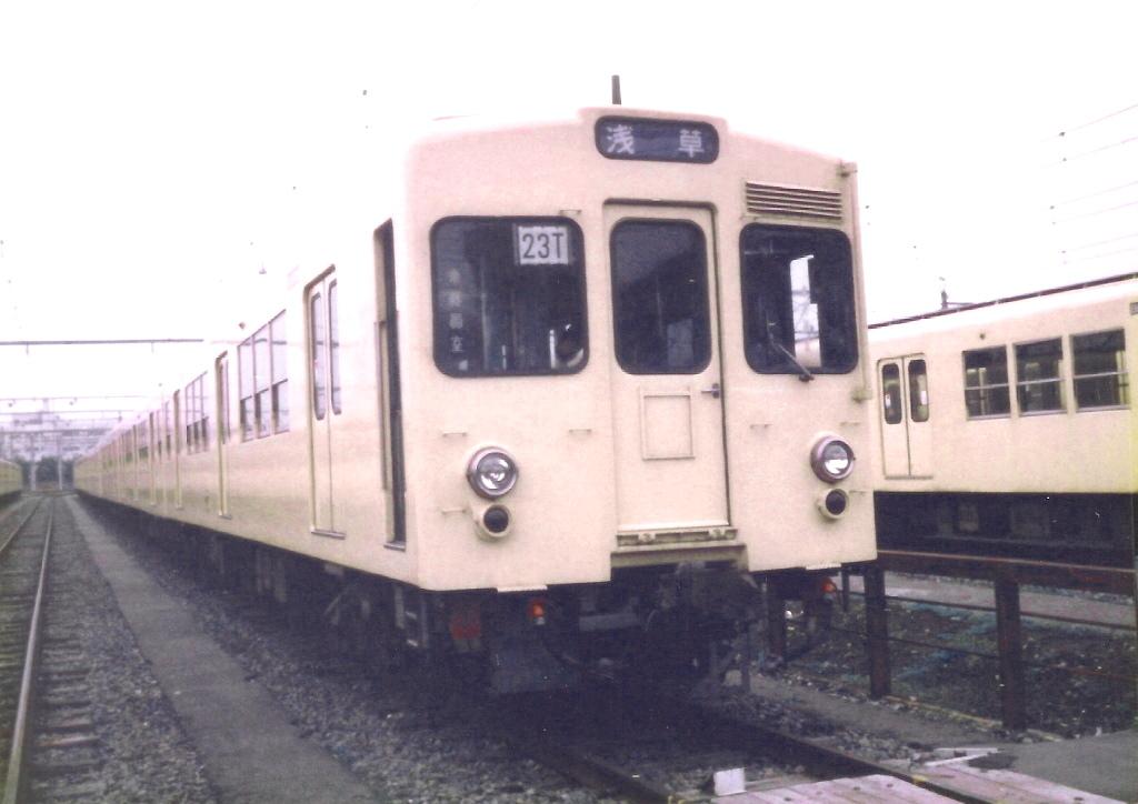 東武鉄道いろいろ・Theとーぶ1986-1004