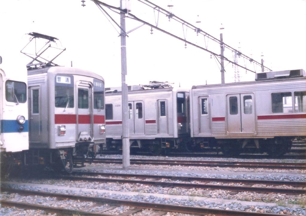 東武鉄道いろいろ・Theとーぶ1986-1007