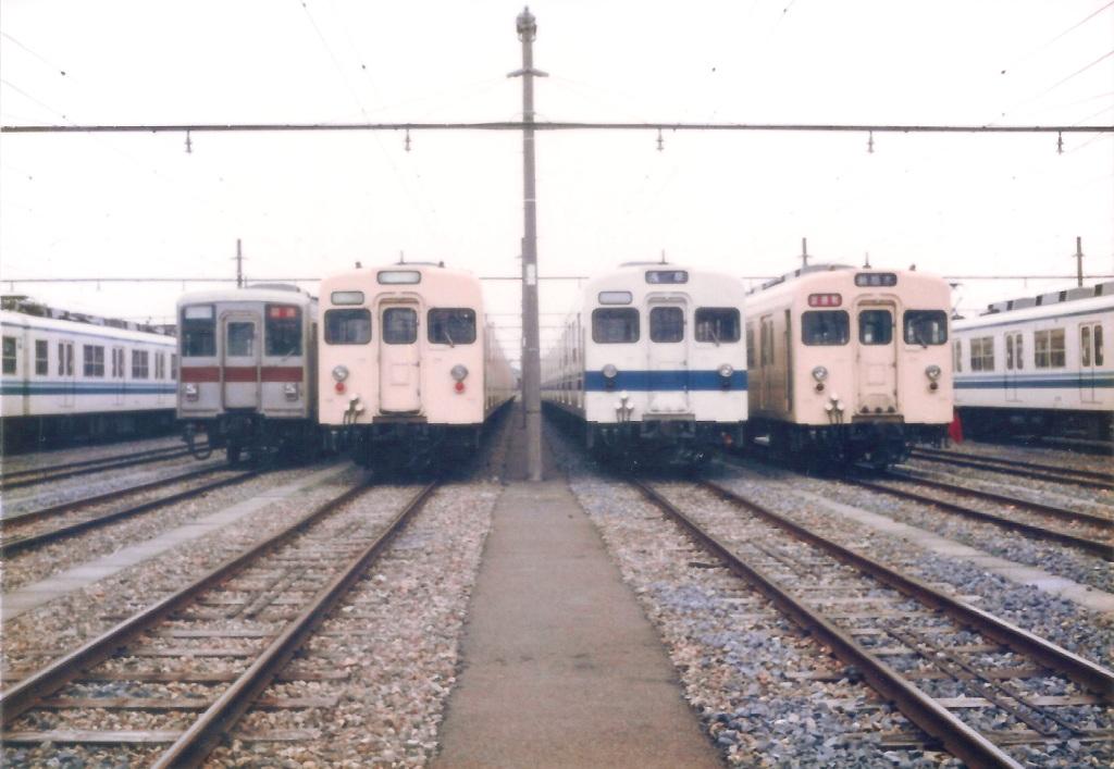東武鉄道いろいろ・Theとーぶ1986-1008