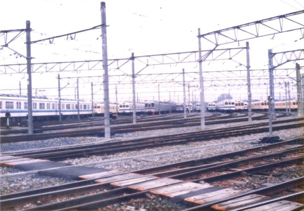 東武鉄道いろいろ・Theとーぶ1986-1009