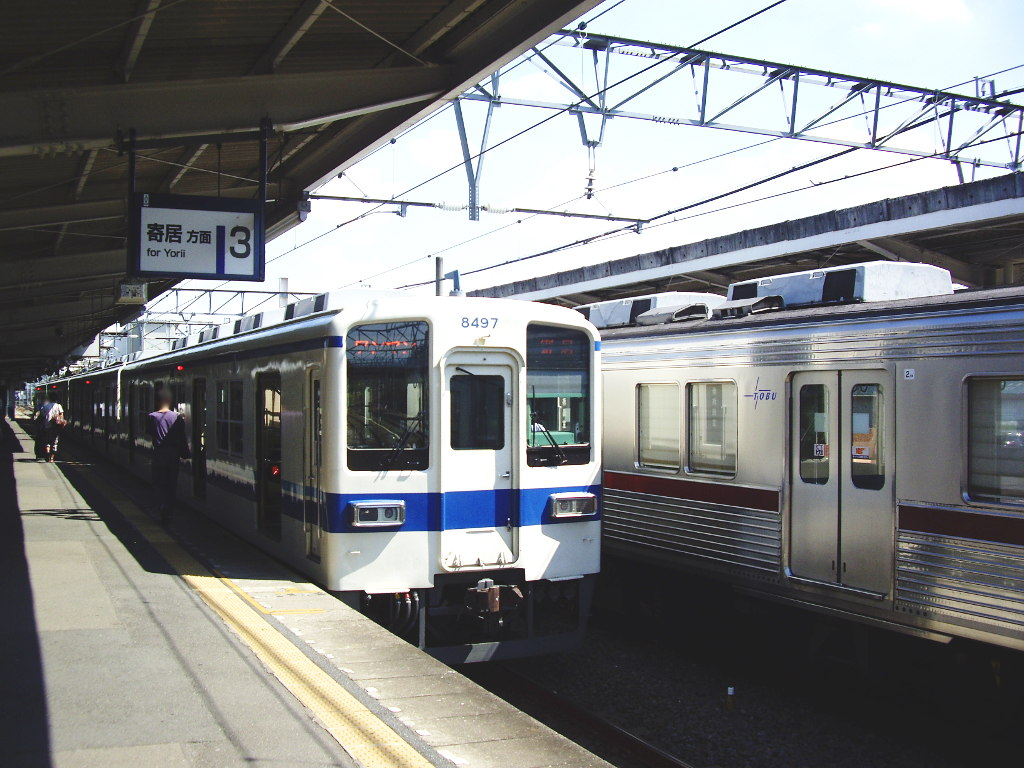 未知なる東武東上線2012-1010