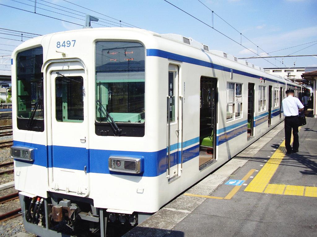 未知なる東武東上線2012-1018