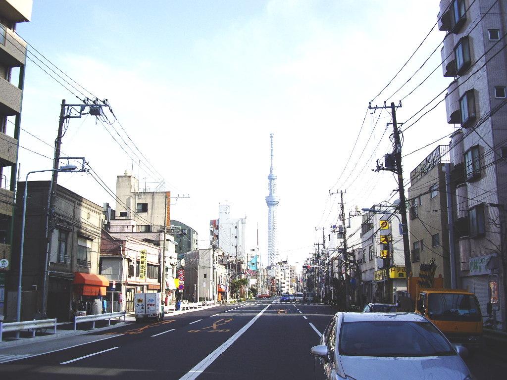 東京都電で行く東京スカイツリー2012-1009