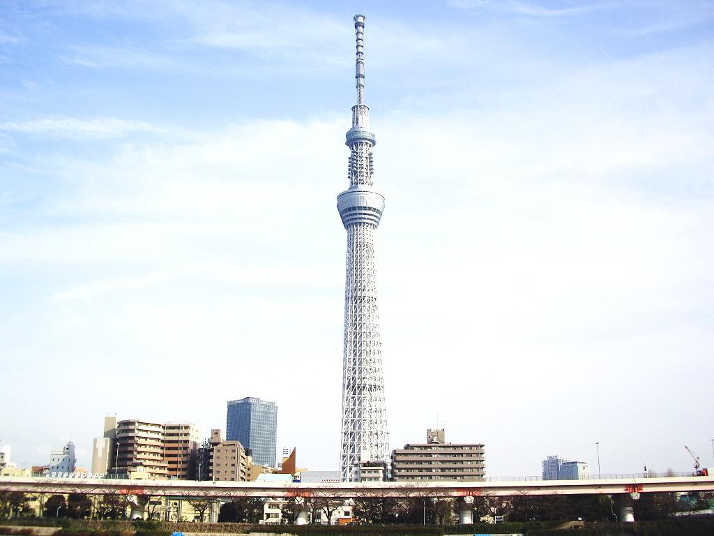 東京都電で行く東京スカイツリー2012-1014
