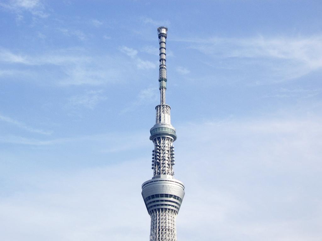 東京都電で行く東京スカイツリー2012-1015