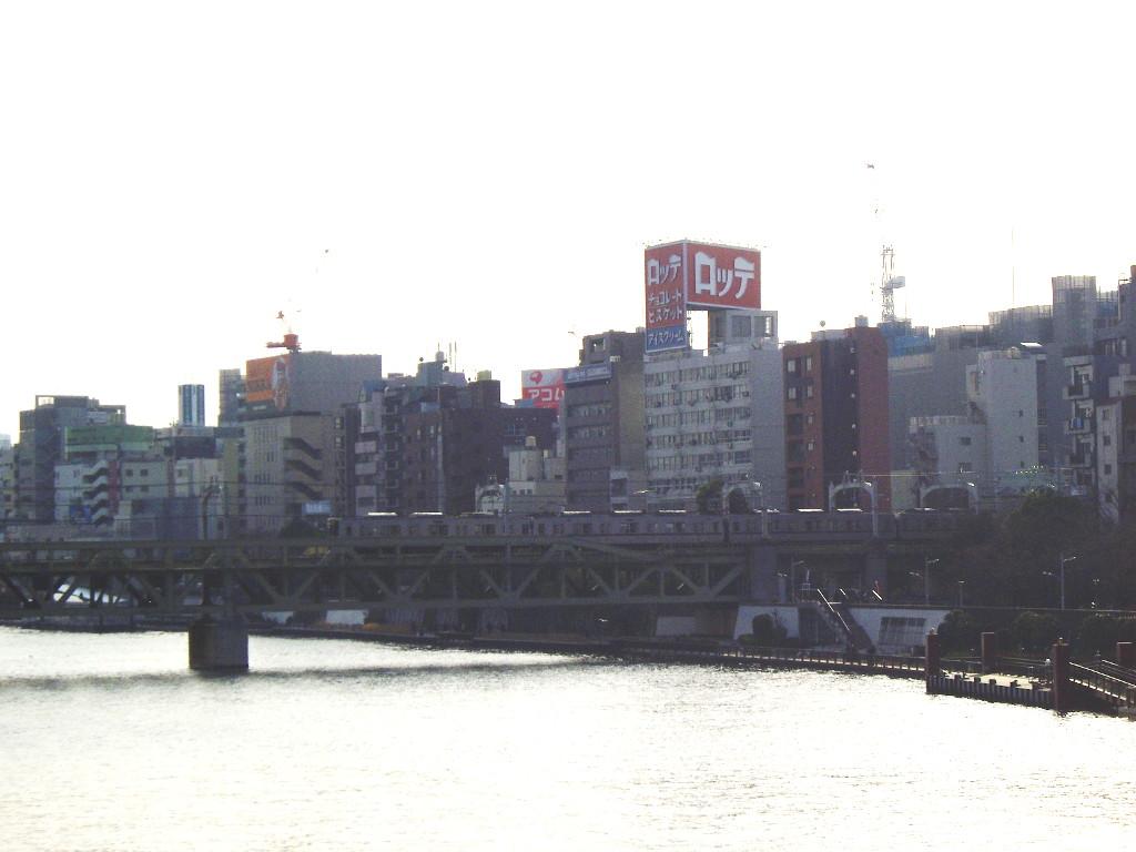 東京都電で行く東京スカイツリー2012-1017