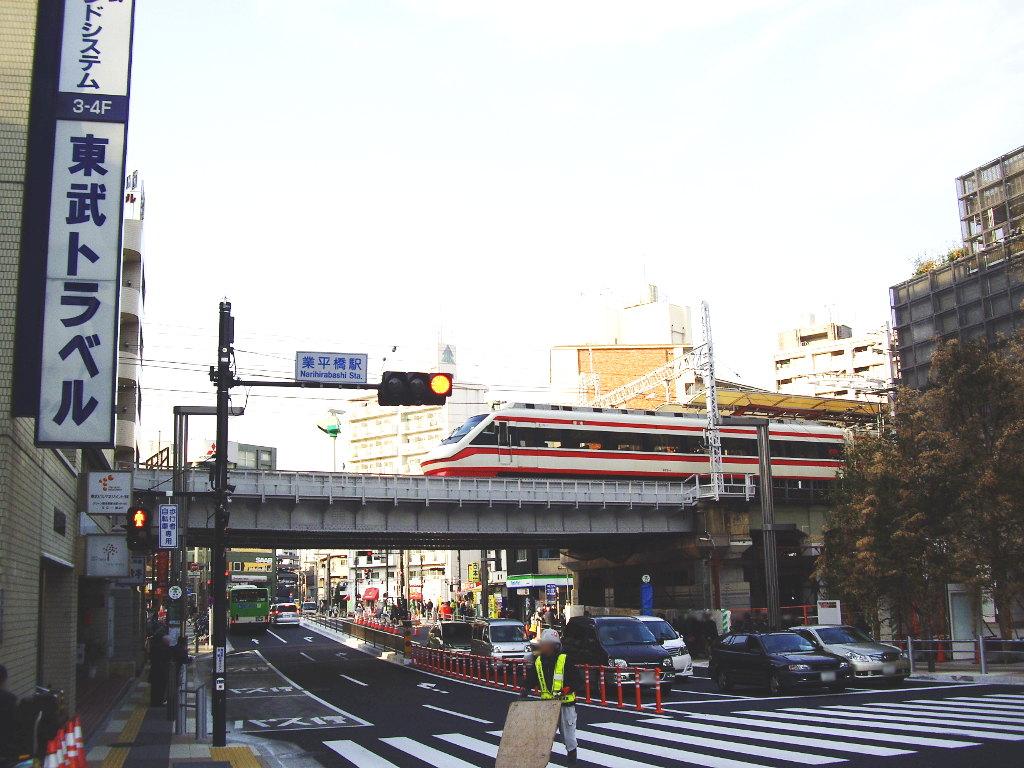 東京都電で行く東京スカイツリー2012-1021