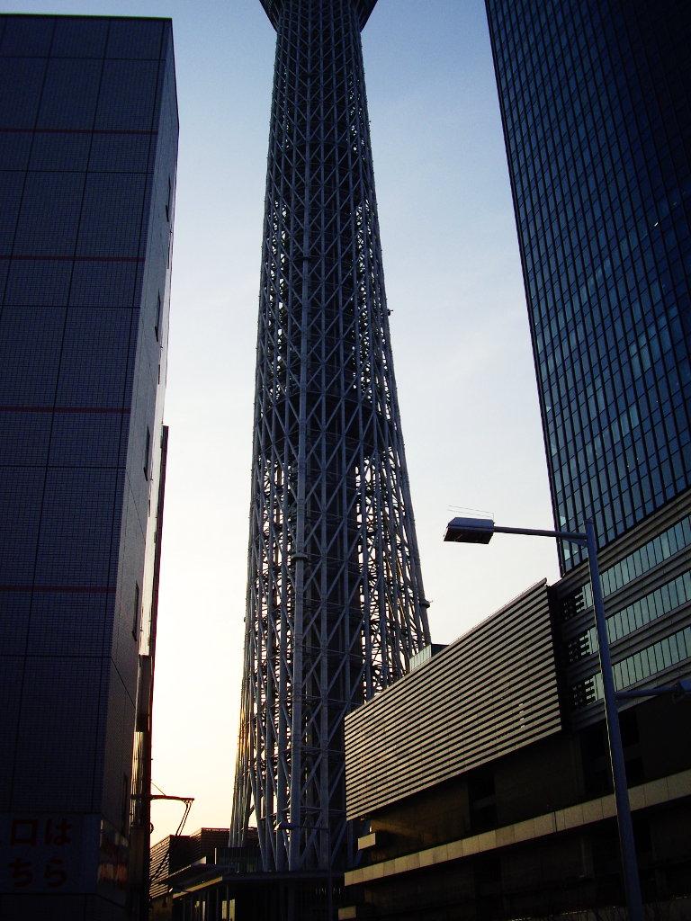 東京都電で行く東京スカイツリー2012-1026