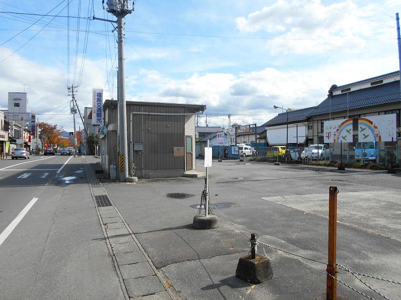 不思議タウン福島2015・その2・保原の路面電車-8201
