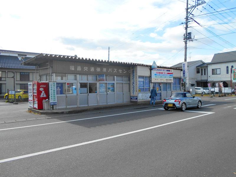 不思議タウン福島2015・その2・保原の路面電車-8202