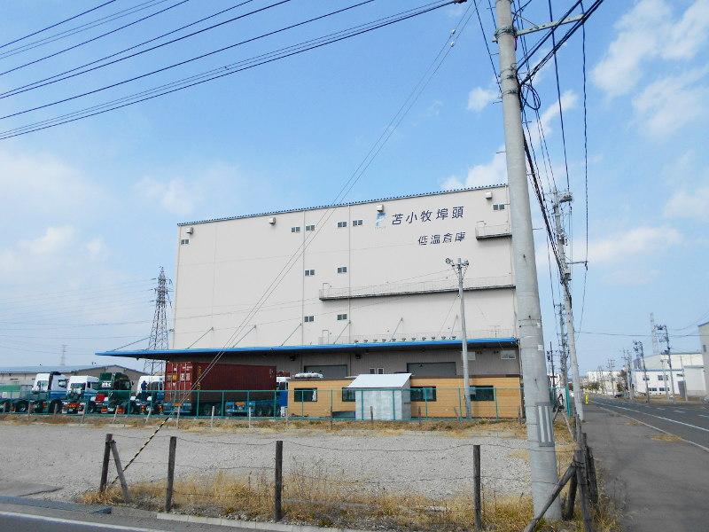 仙台港駅とコンテナ列車2017春その1-7305