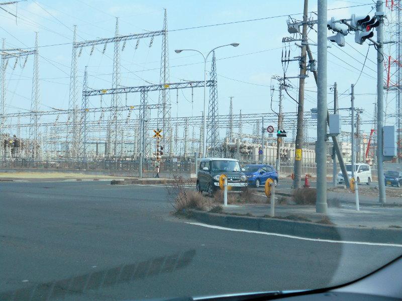 仙台港駅とタンク列車2017春-7105
