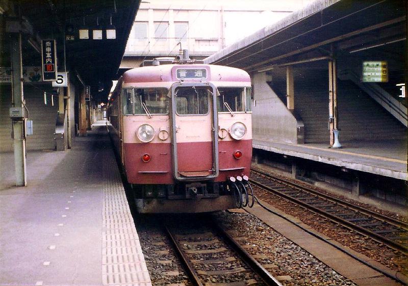 仙台駅1986-1001
