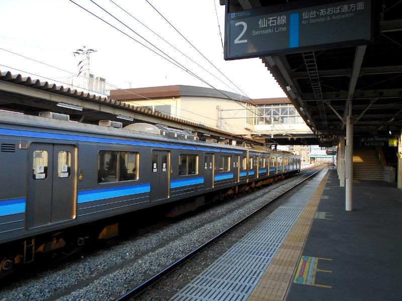 仙台・仙石線2017春-1018