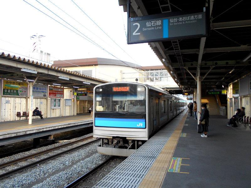 仙台・仙石線2017春-1019
