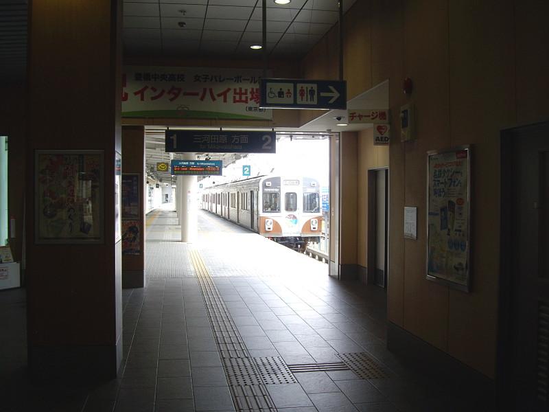 豊橋鉄道渥美線2014-1003