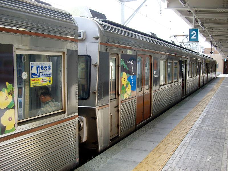 豊橋鉄道渥美線2014-1005