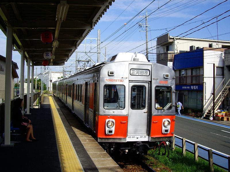 豊橋鉄道渥美線2014-1013