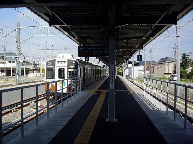豊橋鉄道渥美線2014-1018