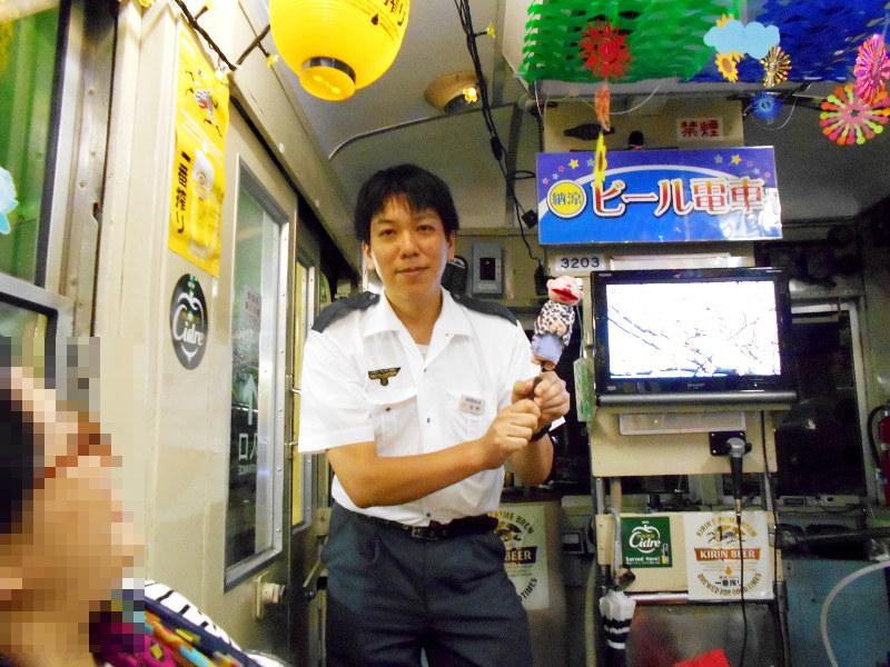 豊橋ビール電車2016-7132