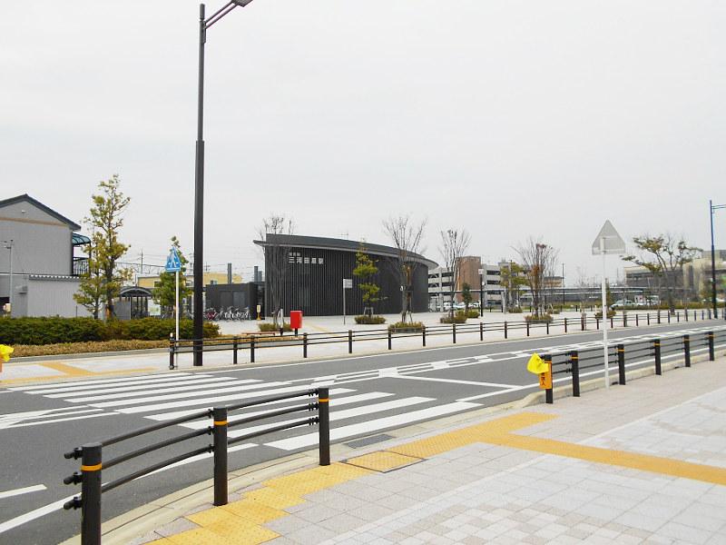 豊橋鉄道渥美線・田原ぶらり散歩2015-7010