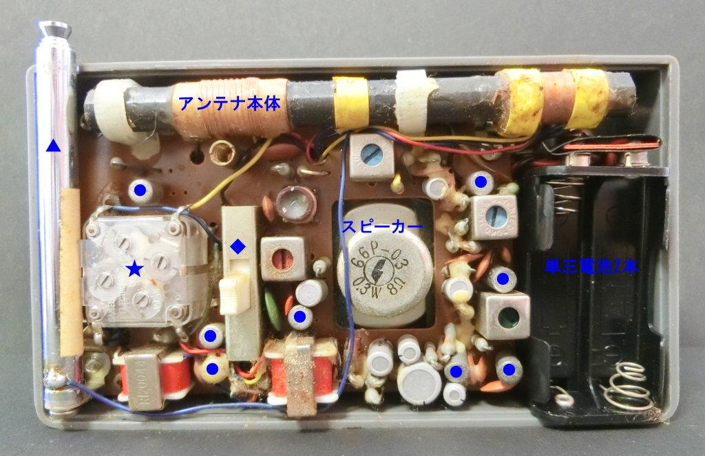 GENERALのラジオC-59・2019秋-1111